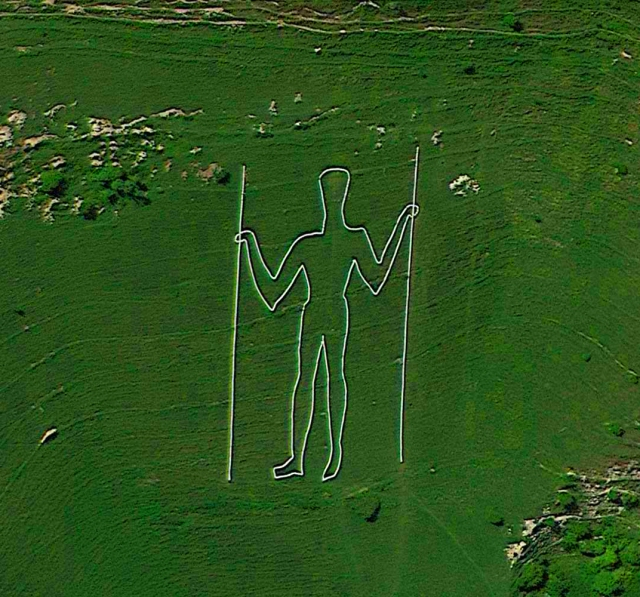 Mystery of the Long Man of Wilmington SOLVED