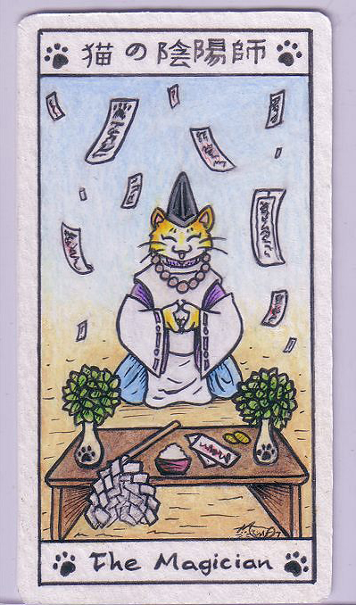 the_magician_maneki_neko_tarot_by_ukonzukai2