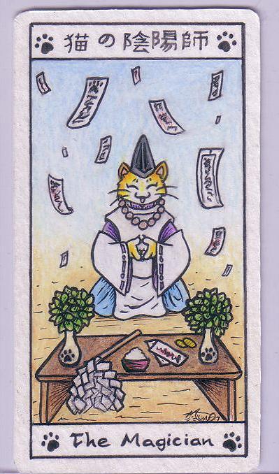 the_magician_maneki_neko_tarot_by_ukonzukai2