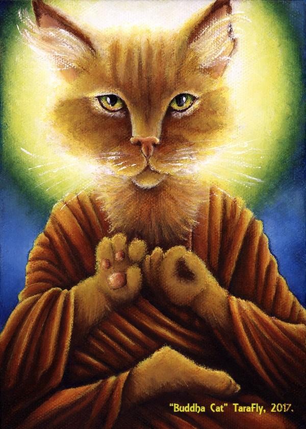 Buddha_Cat