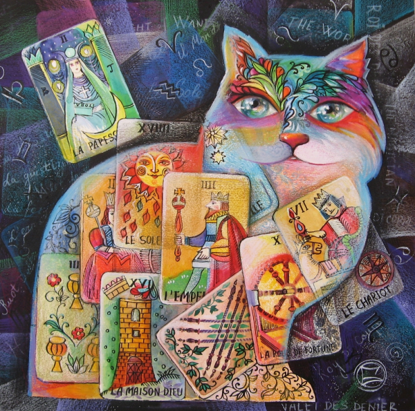 cat-tarot