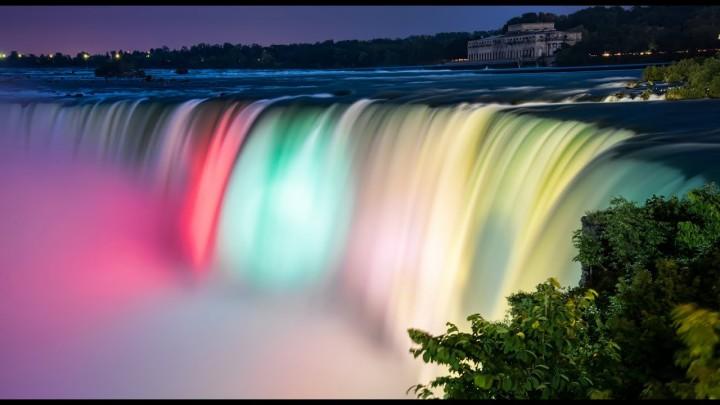 N-falls